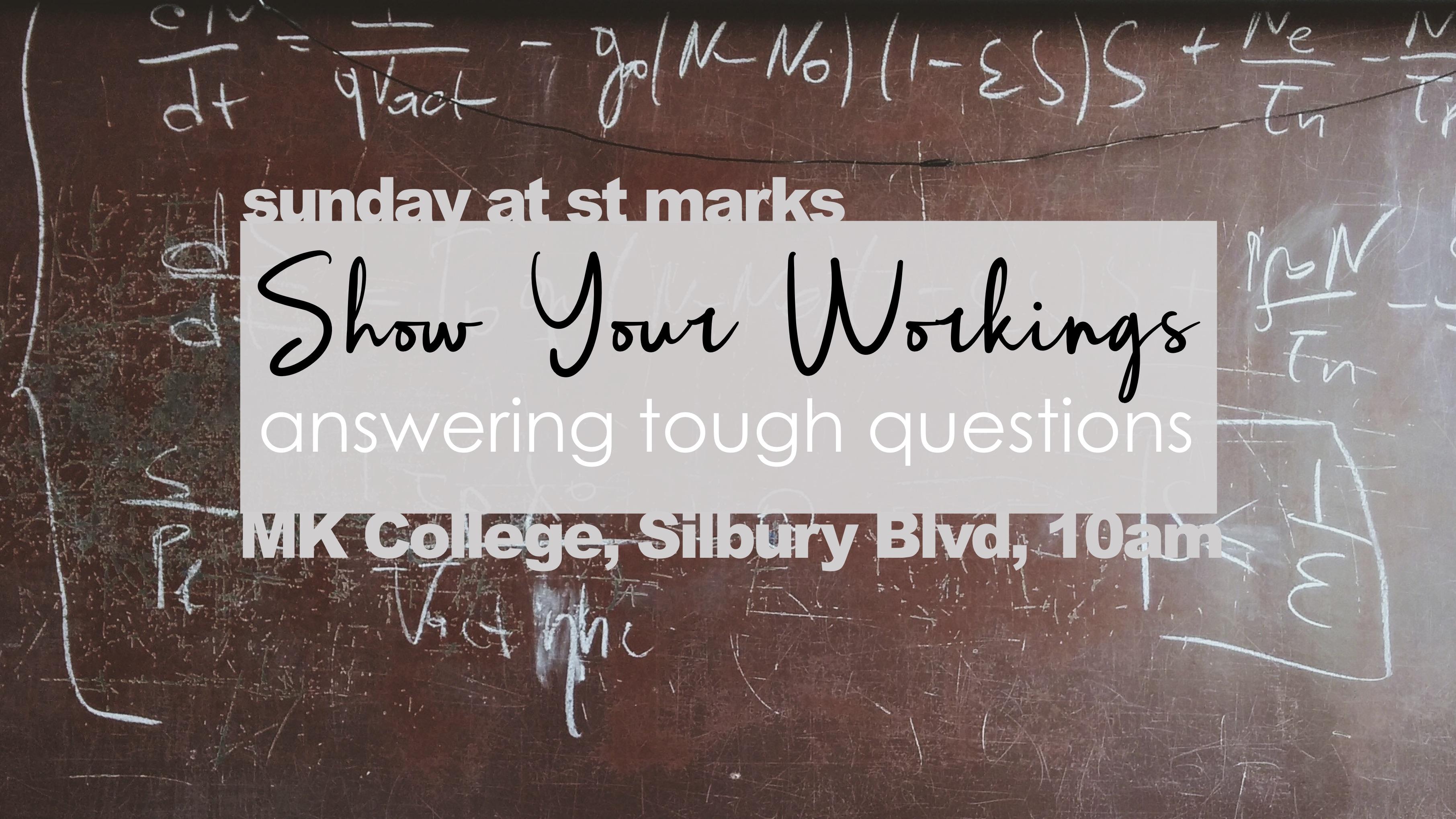 Tough Questions Web