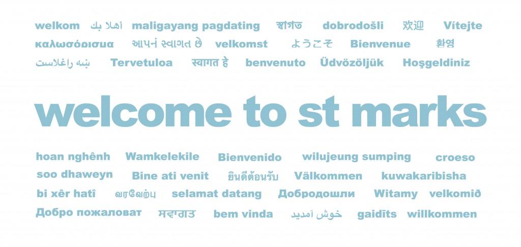 Multi Language Welcome