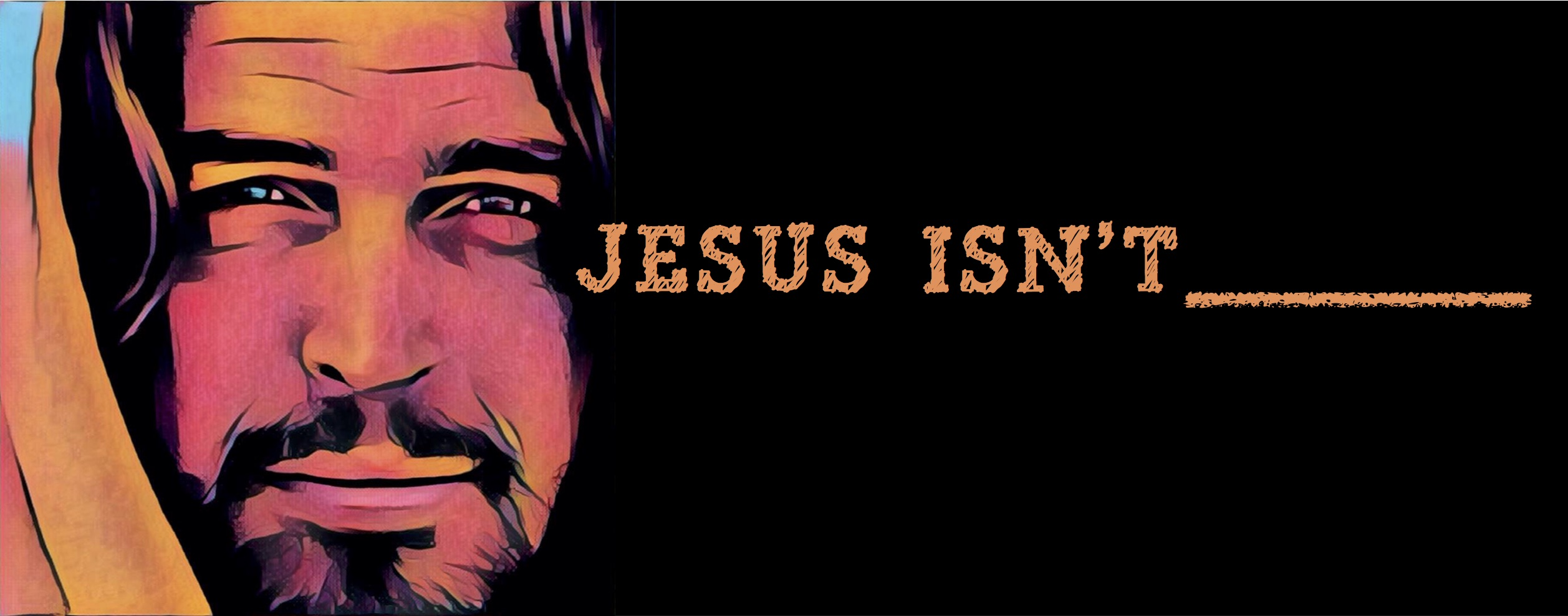 Jesus Isn't PG
