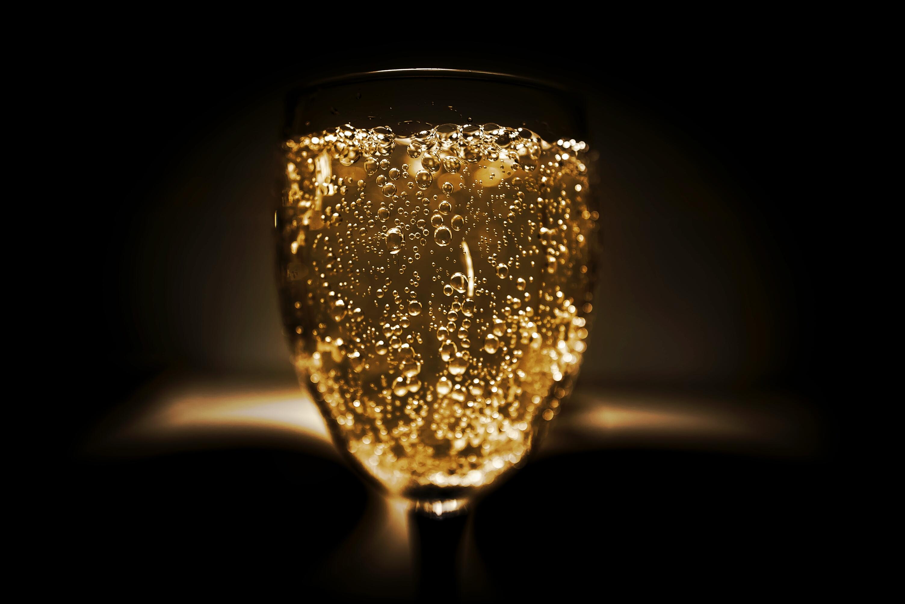 Bubble Wine