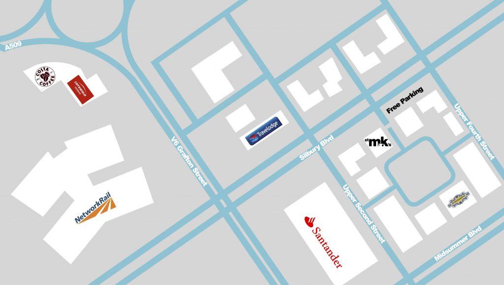 MK College Venue Map