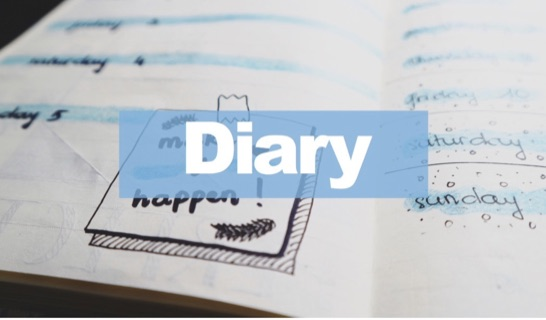 Diary Mini