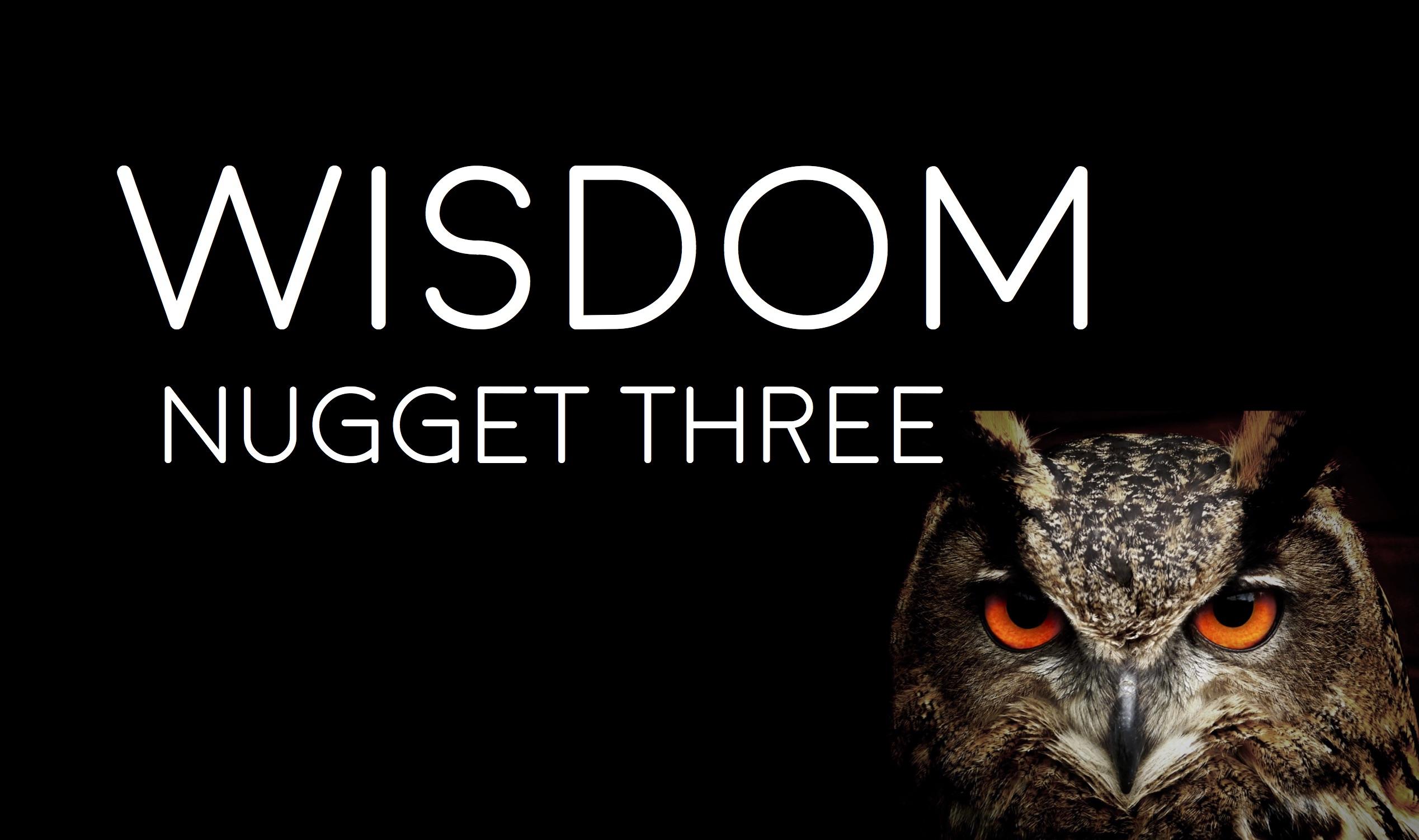 Wisdom Three