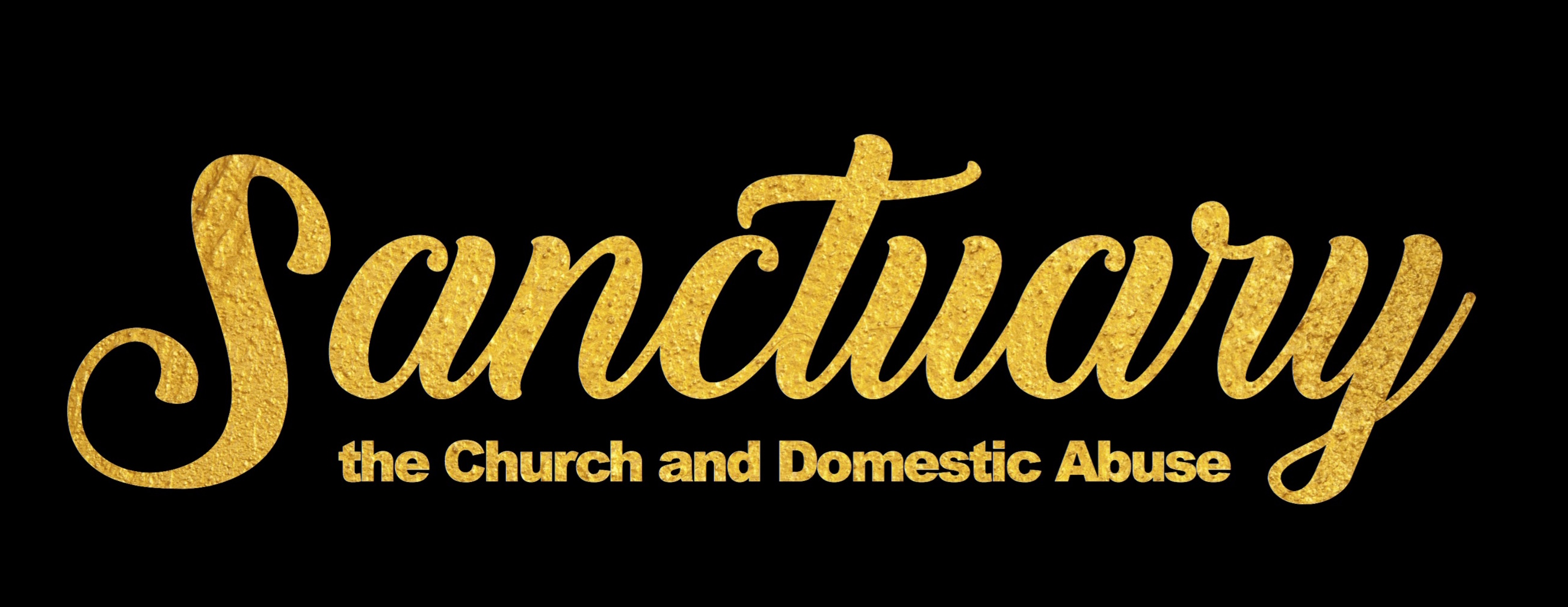 Sanctuary Logo Gold Cropped