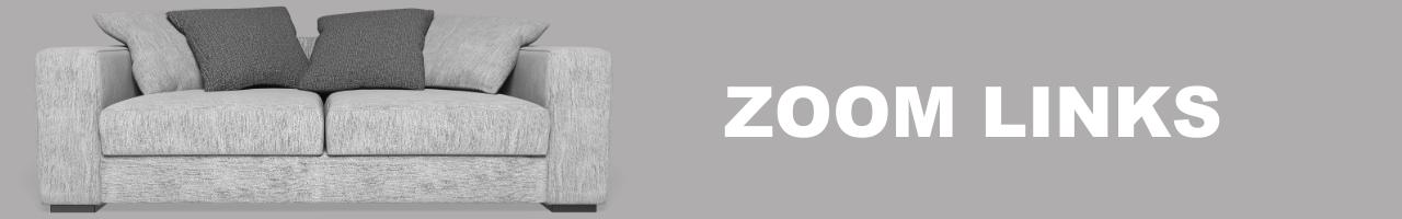 Zoom Links Banner