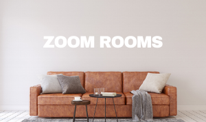 Zoom Rooms Button