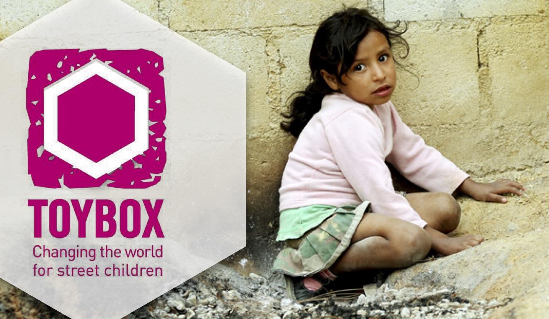 Toybox Button