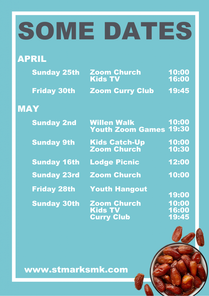 SOME DATES FOR YOU-3