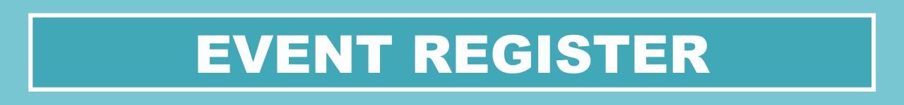 Event Register Banner